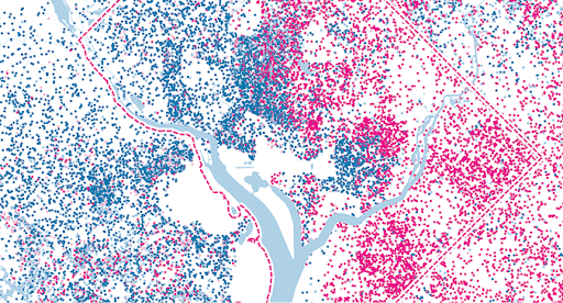 dot map, how to make a dot distribution map,choropleth map,cartogram map,graduated symbol map,dot map of india,flow map visualization,bubble map chart,connecting map,